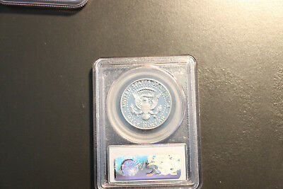 1987 S Clad PF70 Ultra Cameo Kennedy Half Dollar Graded By PCGS