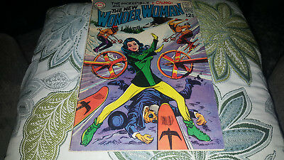 Wonder Woman #181 (Mar-Apr 1969, DC) Fine