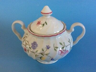 Johnson Brothers Summer Chintz Sugar Bowl