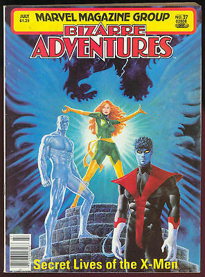 Marvel Magazine Group, Bizarre Adventures #27, 1981!