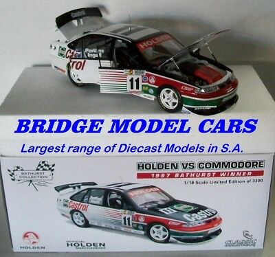 1997 VS Perkins/Ingall Bathurst Winner 1:18 Classic Carlectables - SG