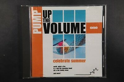 Pump Up The Volume - One - Celebrate Summer (C449)