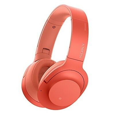 2017 SONY Wireless Noise Canceling Headphone WH-H900N Twilight Red WH-H900N R
