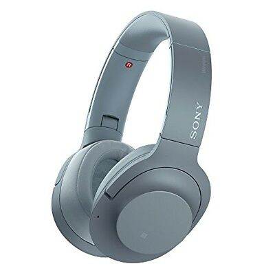 2017 SONY Wireless Noise Canceling Headphone WH-H900N Moonlit Blue WH-H900N L