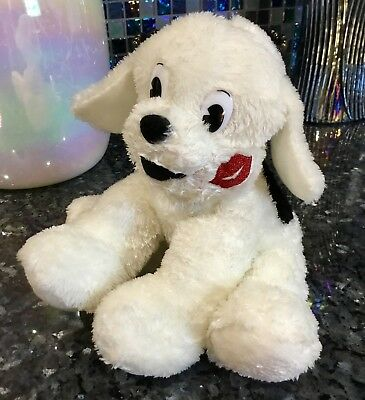 Kissing Sound! Universal Betty Boop Pudgy Puppy Dog Plush Stuffed Soft Toy Lites