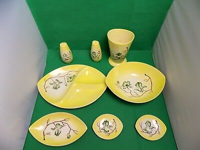 Carlton Ware Hand Painted Collection