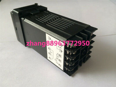 Temperature Controller Control REX-C100FK02-M*AN Relay output tested good zh