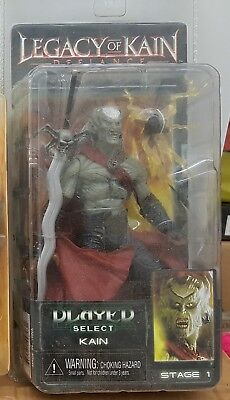 """Neca Legacy of Kain Player Select - Stage 1: Kain - 7"""" Figure"""
