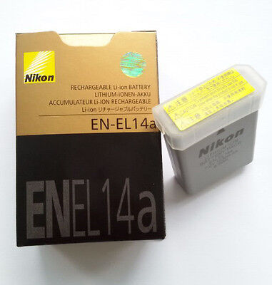EN-EL14a Battery For Nikon Coolpix Df  D5300 D5100 D5200  P7000 P7100 P7700 P780