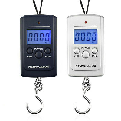 Bilancia pesa pesci da 10g a 40 kg  Mini Digital Scale for Fishing