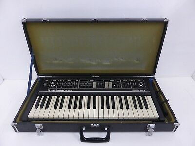 Roland RS-09 Organ/Strings Synthesizer In Excellent Condition