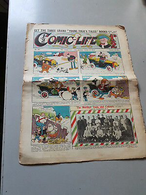 COMIC LIFE No. 762 from 1913