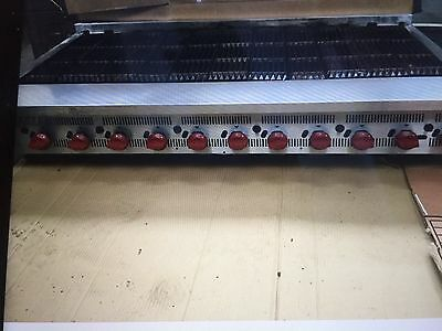 11 Burner Wolf Chargrill