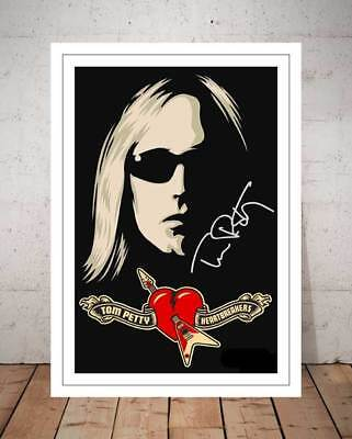 Tom Petty And The Heartbreakers Autographed Signed Photo Print Artwork