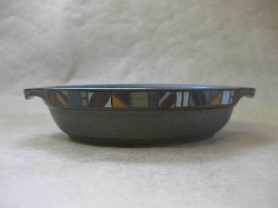Denby Pottery Marrakesh Oval Serving Dish