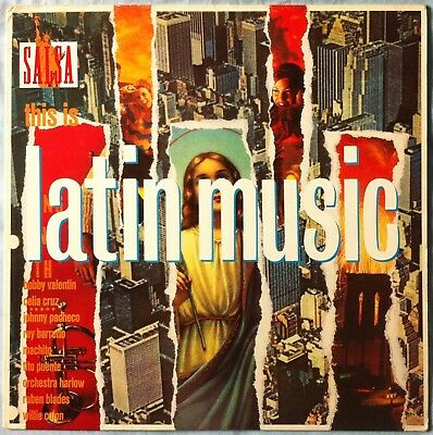 V/a / This Is Latin Music / Caliente Shot 1 / 1988 / Ex-