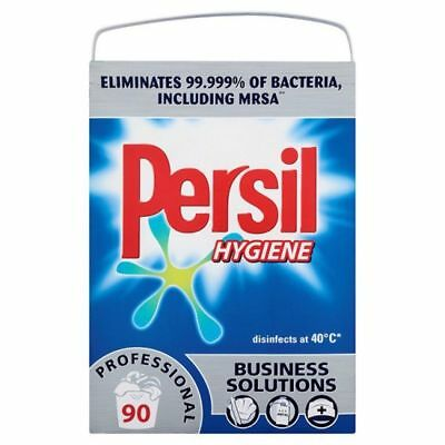 PERSIL HYGIENE WASHING POWDER (90 Wash) 8.55kg Laundry Detergent Care Home Hotel