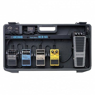 Boss BCB-60 Pedal Board for Boss Effects Pedals