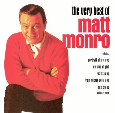 The Best of Matt Monro (1996) CD Album Greatest Hits