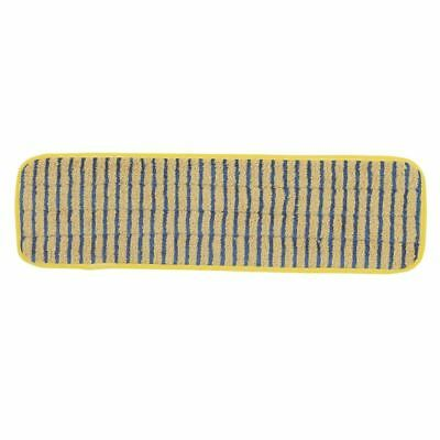 Rubbermaid Microfiber Scrubber with Blue Strips Fits Pulse Mop CF203 Pack of 10