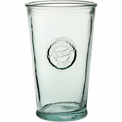 Utopia Authentico Conical Tumbler in Clear Made of Glass 11.25oz/320ml