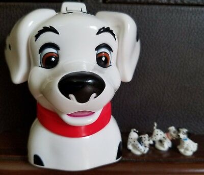 Disney 101 Dalmatians Polly Pocket Style Pongo Miniature Magnetic Playset
