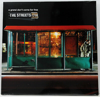 THE STREETS A Grand Don't Come For Free 2x LP vinyl UK 2014 Be With  Sealed/New