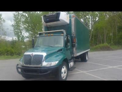 2010 International 4300 24'  Refrigerated Non CDL Box Truck Excellent Condition
