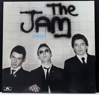 THE JAM In The City LP vinyl Eur 2014 Polydor  Sealed/New