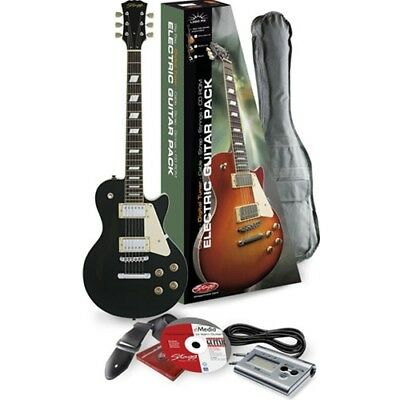 Stagg L320 Translucent Rock Electric Guitar Pack