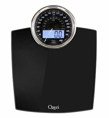 The Best Ozeri Modern Analog Digital Bathroom Weighing Weight Scale For Kids New