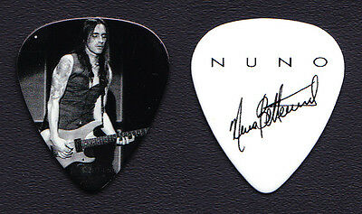 Extreme Nuno Bettencourt Signature Photo Guitar Pick #3 - 2016 Rihanna
