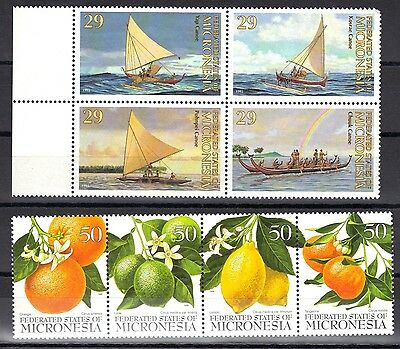 Micronesia Mnh Small Lot / Collection