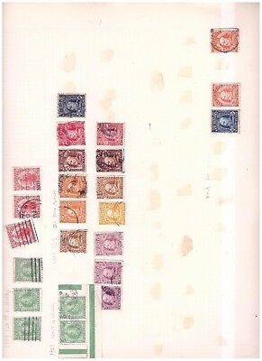 New Zealand unchecked ranges from old collection (1)