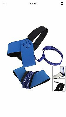 Anti Static ESD Adjustable Foot Strap Heel Electronic Discharge Band Ground