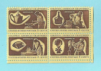 Colonial American Craftsmen Stamps 1972