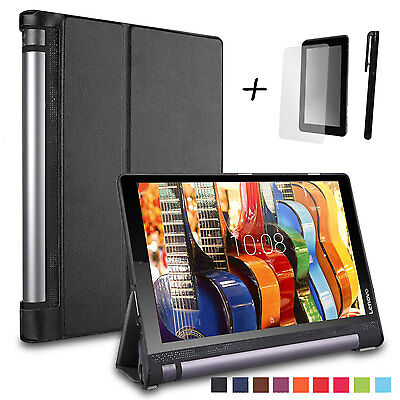 Slim Lightweight Cover Stand Case for Lenovo Yoga Tab 3 10.1 YT3-X50F Tablet