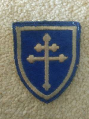 ORIGINAL WW2 U.S. ARMY 79th Division Patch