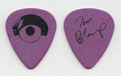 My Morning Jacket Tommy Blankenship Signature Purple Guitar Pick - 2011 Tour