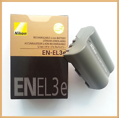 EN-EL3e EL3e Battery for NIKON DSLR D80/D300/D700/D90/D70/D80S DC New A19