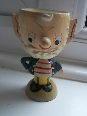 Vintage Fairylite  Big Ears ~ Noddy character egg cup