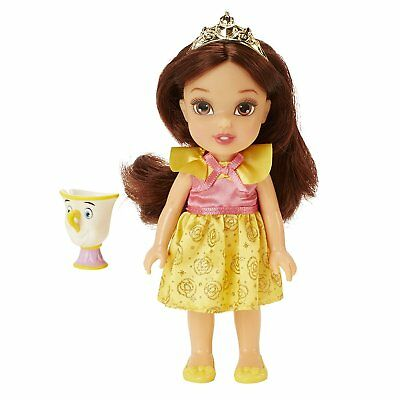 Disney Princess Petite Toddler Doll - Belle and Chip *BRAND NEW*
