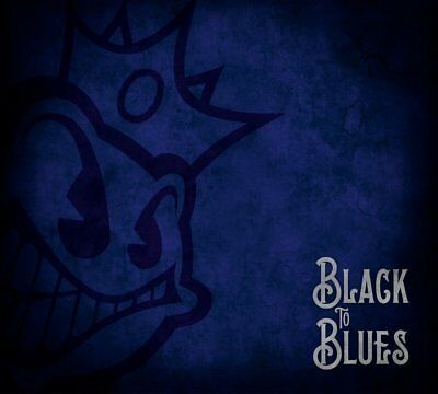 """BLACK COUNTRY COMMUNION Back To Blues 12"""" BLUE Vinyl  NEW & SEALED"""