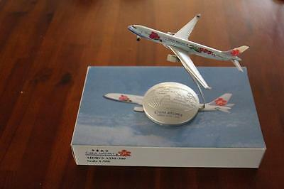 China Airlines Airbus A330-300 1:500 Orchid Livery