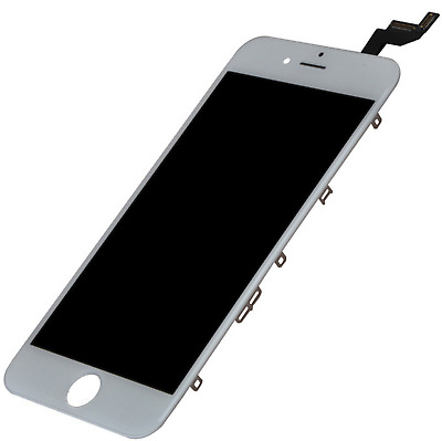 For iPhone 6S LCD Display Touch Screen Digitizer Lens Assembly Replacement White
