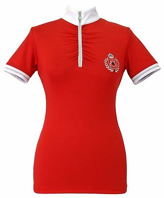 Offer! Fair Play Julia Competition Shirt In Red