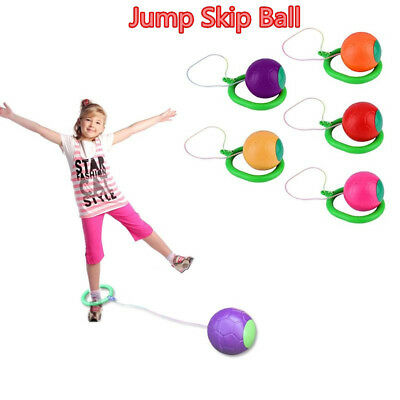 IT- Skip Ball Children Exercise Coordination & Balance Hoop Jump Playground Toy