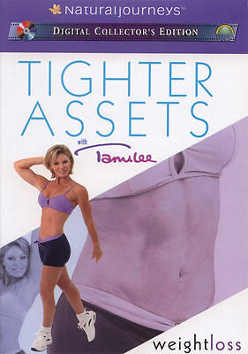TAMILEE ~ TIGHTER ASSETS ~ WEIGHTLOSS ~ DVD new