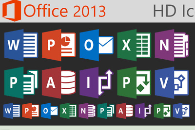 MICROSOFT OFFICE PROFESSIONAL PLUS 2013 for Windows - LIFETIME LICENSE for 1 PC