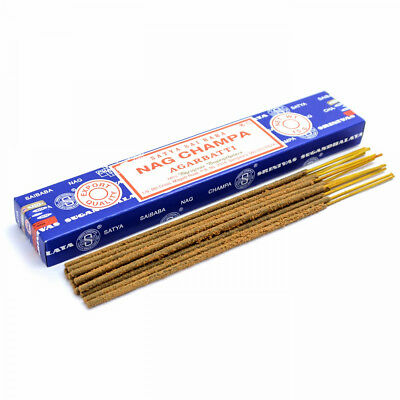 Original Satya Sai Baba Nag Champa Incense Sticks  Joss Incense Genuine